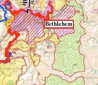 bethlehem barrier small