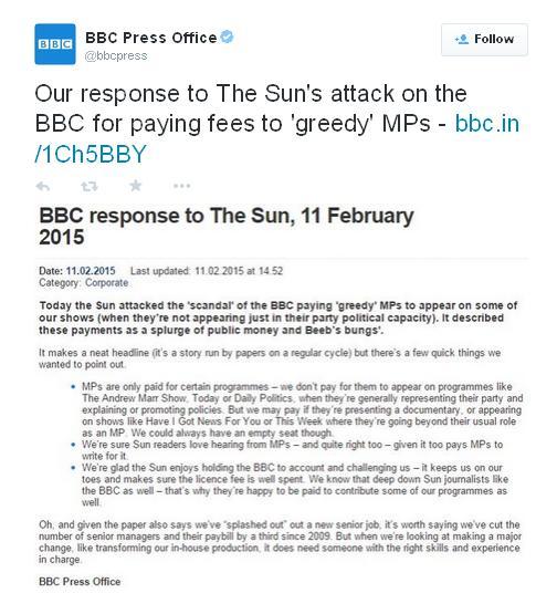 bbc sun
